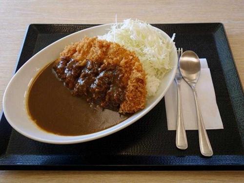 カツカレー(竹)