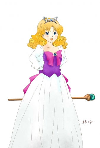「サマルトリア王女」2